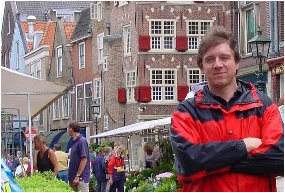 Conrad in Delft